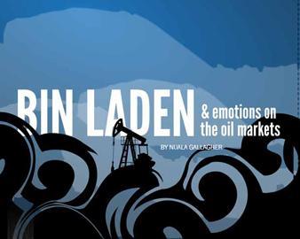 Bin Laden & emotions on the oil markets